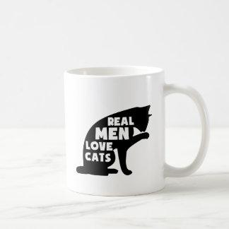 Mug Vrais chats d'amour d'hommes