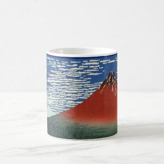Mug Vue 02 du mont Fuji