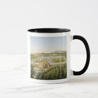 Mug Vue aérienne de la villa du Roi Guillaume de Wurt