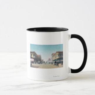 Mug Vue de 13ème rue de BroadwayOakland, CA