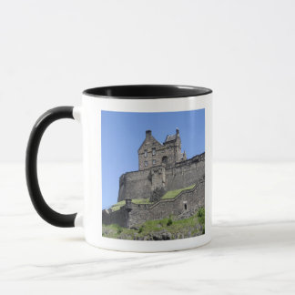 Mug Vue de château d'Edimbourg, Edimbourg, Ecosse,