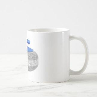 Mug Vue de côté de pierre de bordage