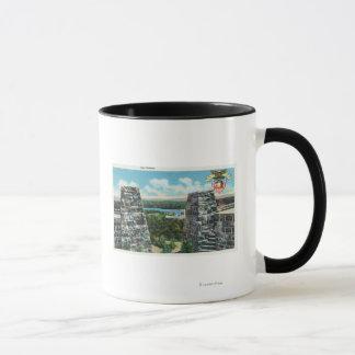 Mug Vue de fort Putnam