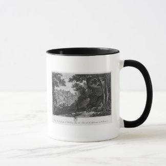 Mug Vue de grotte de Heloise la La Garenne de parc