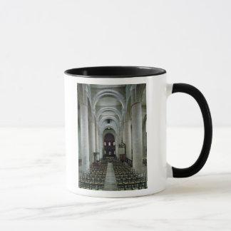 Mug Vue de la nef, regardant vers l'autel