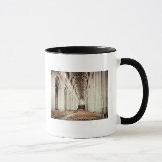 Mug Vue de la nef, transformée par William de