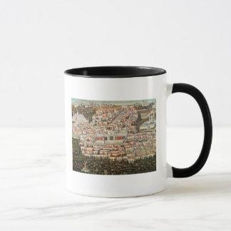 Mug Vue de la ville de Damas