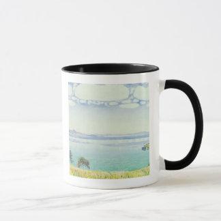 Mug Vue de lac Leman de Chexbres, 1905