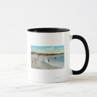 Mug Vue de Long Beach et de cap Ann