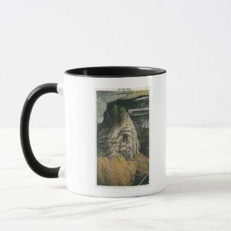 Mug Vue de l'organe de tuyau
