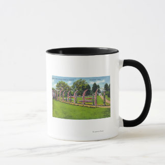 Mug Vue de parc de Beardsley des jardins botaniques