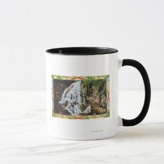 Mug Vue de parc de montagne d'Ossipee de voile