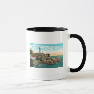 Mug Vue de phare d'Atkinson de point