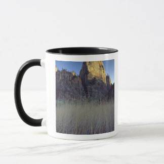 Mug Vue de plaine inondable de rivière de Vierge,