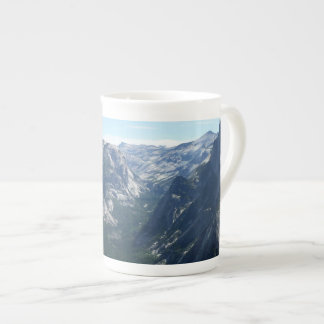 Mug Vue de point de glacier en parc national de
