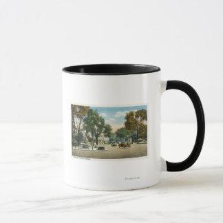 Mug Vue des avenues de parc et de Fairfield