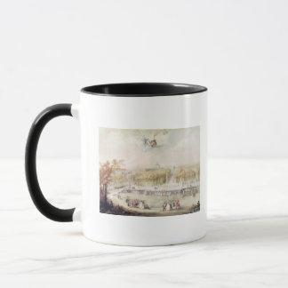 Mug Vue des jardins et du château de Versailles