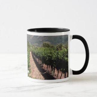 Mug Vue des vignobles. Stellenbosch