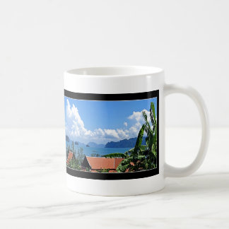 Mug Vue d'océan tropicale de la Thaïlande