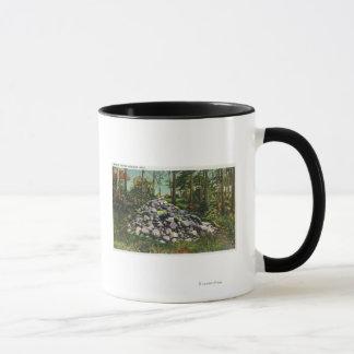 Mug Vue du cairn de Thoreau