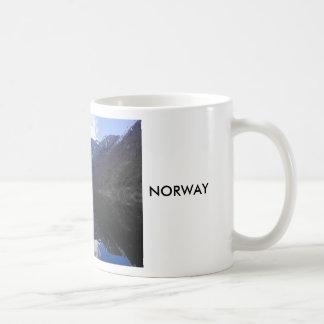 Mug Vue du Fjordes, Norvège