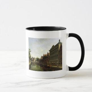 Mug Vue du Kloveniersburgwal à Amsterdam