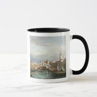 Mug Vue du pont de Rialto à Venise
