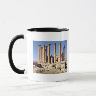 Mug Vue du temple d'Artémis, ANNONCE c.386 construite