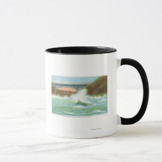 Mug Vue du tourbillon