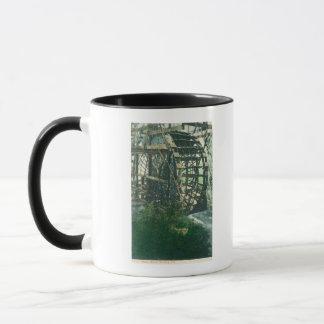 Mug Vue d'une eau WheelRedding, CA