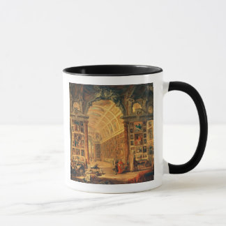 Mug Vue intérieure de la galerie de Colonna, Rome