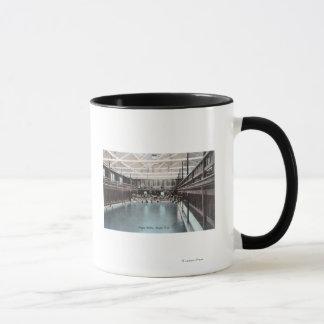 Mug Vue intérieure du Napa BathsNapa, CA