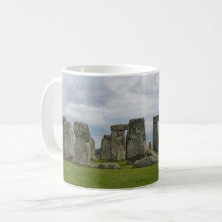 Mug Vue panoramique de Stonehenge