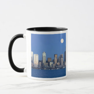 Mug WA, horizon de Seattle, Seattle et baie 2