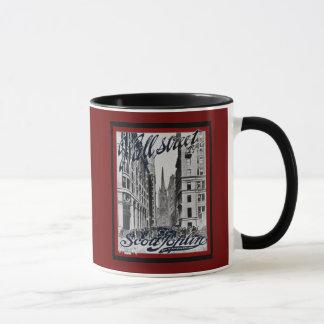 Mug Wall Street Scott Joplin