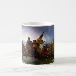Mug Washington croisant le Delaware par Emanuel Leutze