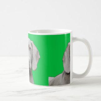 Mug weimaraner 2