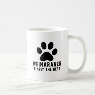 Mug Weimaraner simplement le meilleur