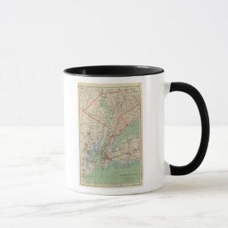 Mug Westchester Co et environs