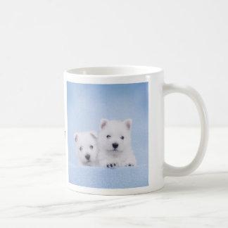 Mug Westies bleus