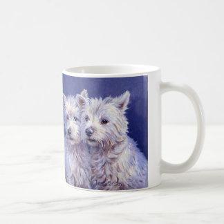 Mug Westies - terriers des montagnes occidentaux