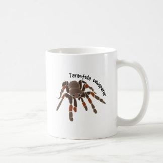 Mug Whisperer de tarentule