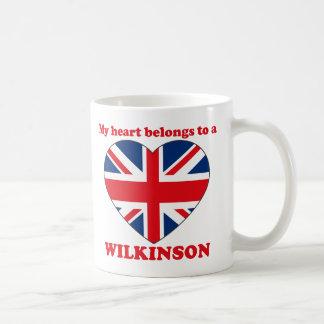 Mug Wilkinson