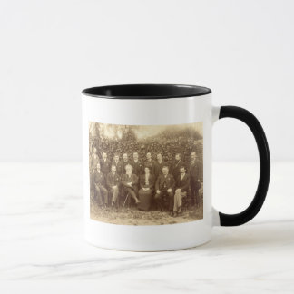 Mug William Morris, photographié avec le personnel