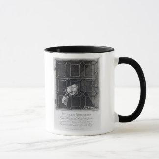 Mug William Sommers, gravé par R. Clamp, 1794