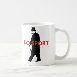 Mug Winston Churchill, aucun sport