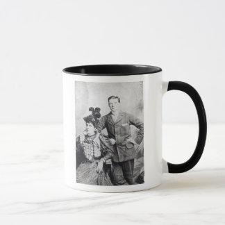 Mug Winston Churchill avec le sien mère 2