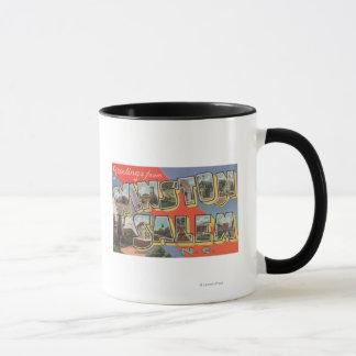 Mug Winston-Salem, la Caroline du Nord