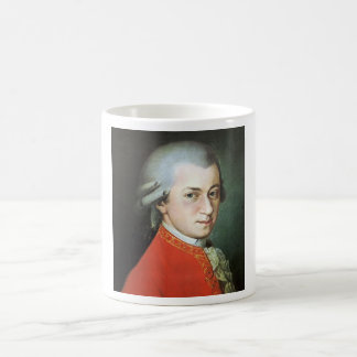 Mug Wolfgang Amadeus Mozart