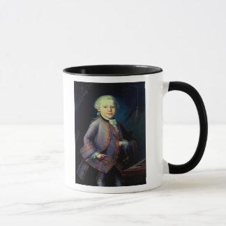 Mug Wolfgang Amadeus Mozart, 1763